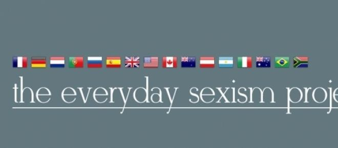 'The Every Sexism Project' goes global