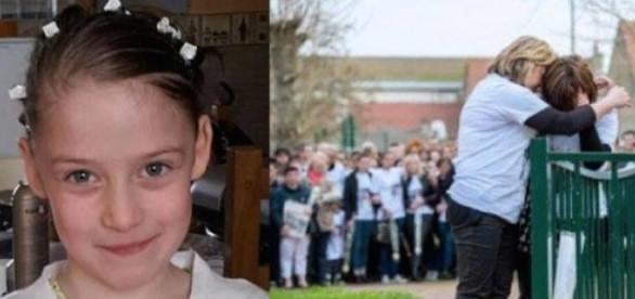 À Calais, 5000 personnes ont rendu hommage à Chloé