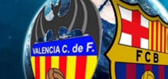 Barcelona FC vs Valencia CF