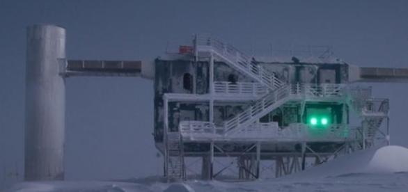 Baza de cercetare din Antarctica