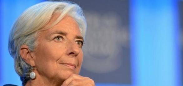 Christine Lagarde praised the UK economy