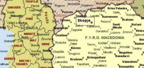 F.Y.R.O.M, o republică mică din Balcani