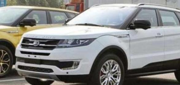 """Land Wind X7, """"clone"""" Chinês do Range Rover Evoque"""