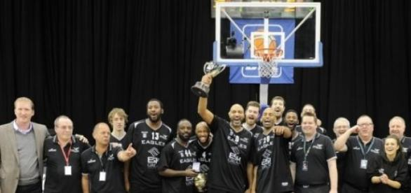 Newcastle Eagles won their seventh BBL title