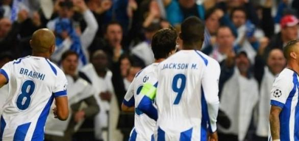 Ricardo Quaresma scored a brace for Porto