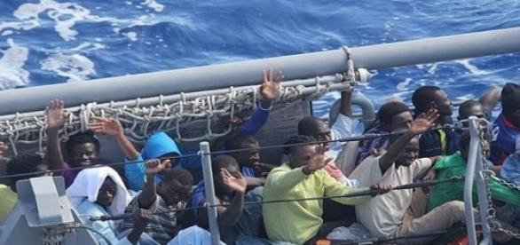 Todesfalle: Die Überfahrt von Afrika nach Europa