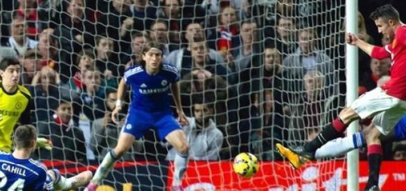 United e Chelsea empatam em 1 a1 no primeiro turno