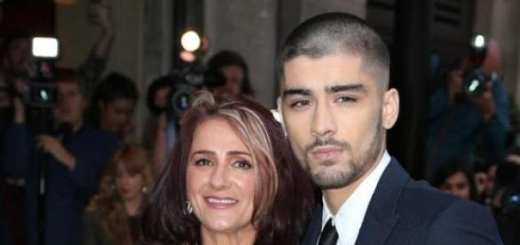 Zayn Malik surge de cabelo rapado