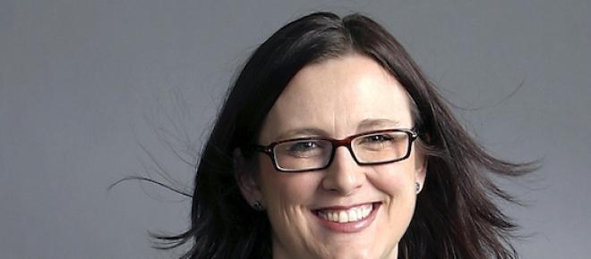 Europe Trade Commissioner Cecilia Malmström