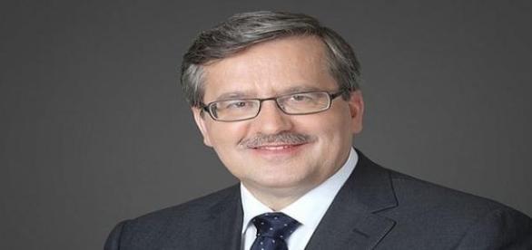 Bronisław Komorowski, prezydent Polski