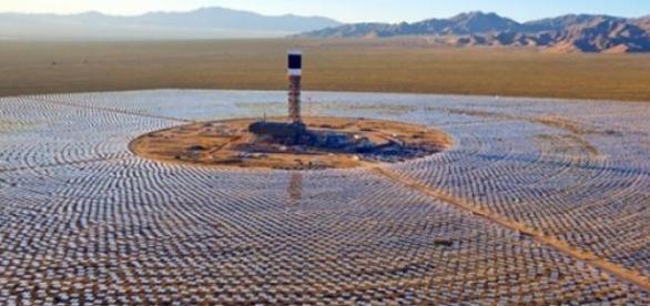 Complexo de energia solar de Ouarzazate