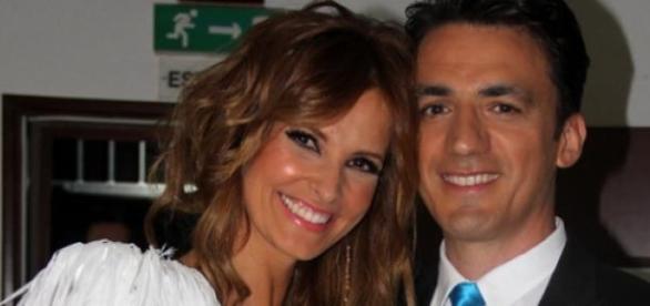Cristina Ferreira e Senhor Alberto