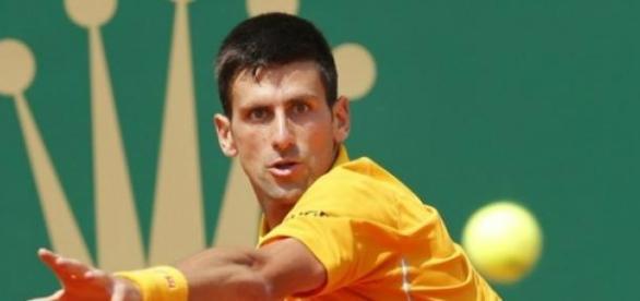 Djokovic vence o espanhol Rafael Nadal.