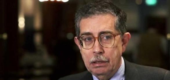 Ex-Ministro da Ciência e Tecnologia, Mariano Gago.