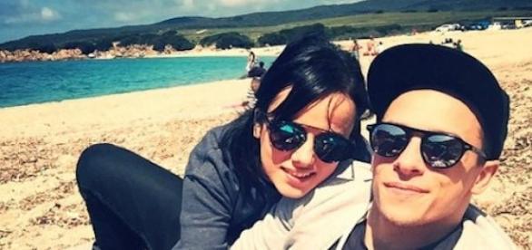 Grégoire a fait sa demande en mariage sur la plage