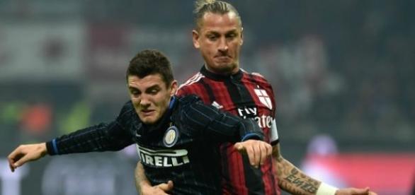 Inter e Milan se enfrentam pela Serie A