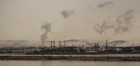 La industria es una gran fuente de contaminación