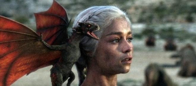 Daenerys Targaryen din Game of Thrones