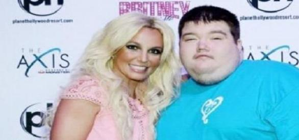 Britney Spears wurde als fett beschimpft