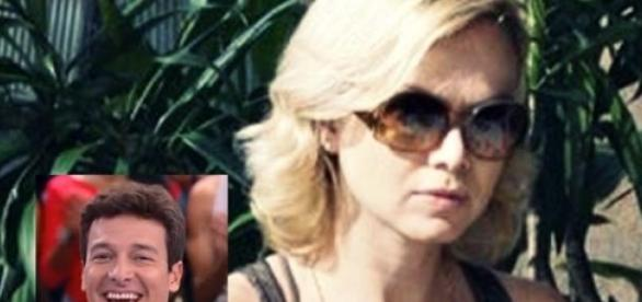 Eliana alfineta Rodrigo Faro em rede social