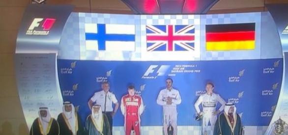 Gran Premio de Bahrein 2015