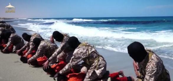 La vidéo a été tournée en Libye.