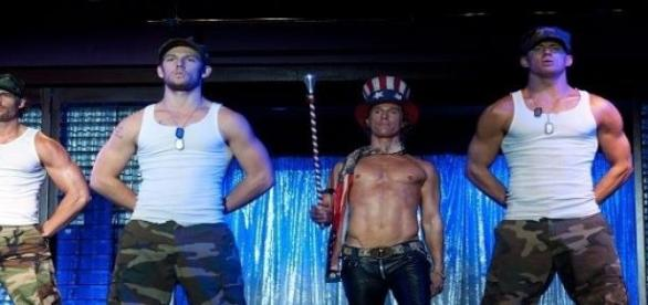 "Szene aus dem Film ""Magic Mike"""