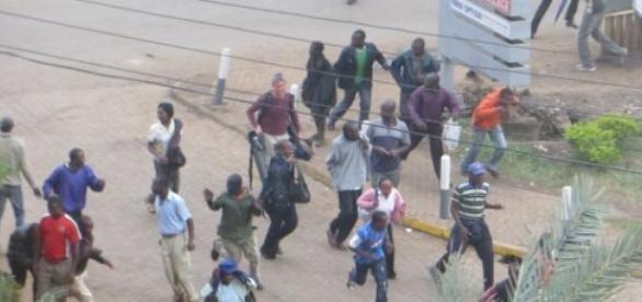 Atacul din 2013, Nairobi s-a soldat cu 67 de morți