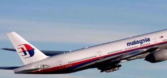 Avião da Malaysia Airlines