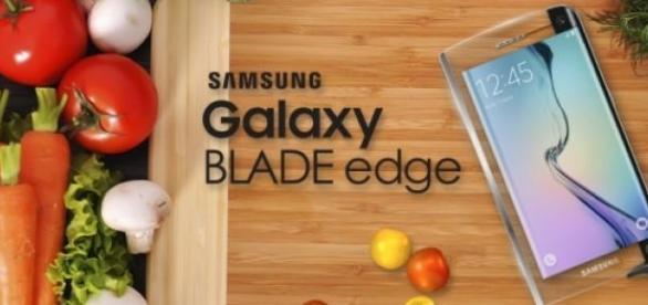 """O """"novo produto"""" da Samsung."""