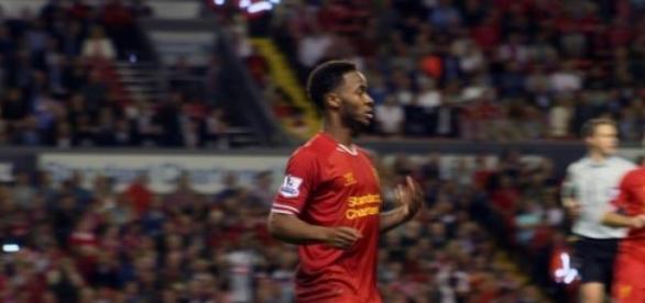 Raheem Sterling walczy o nową umowę z Liverpoolem