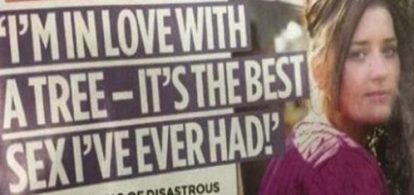 Segundo ela; foi o melhor sexo que já fez
