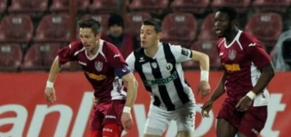 U  Cluj merge mai departe in finala
