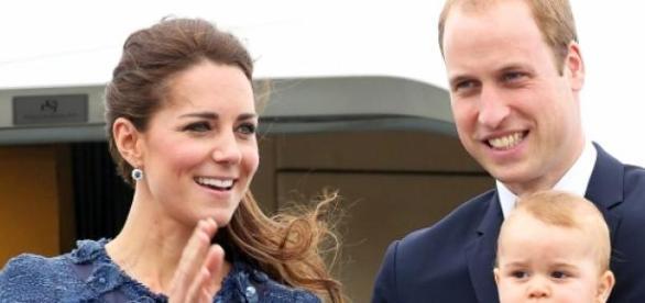 A família real (Foto: Danny Martindale/WireImage)