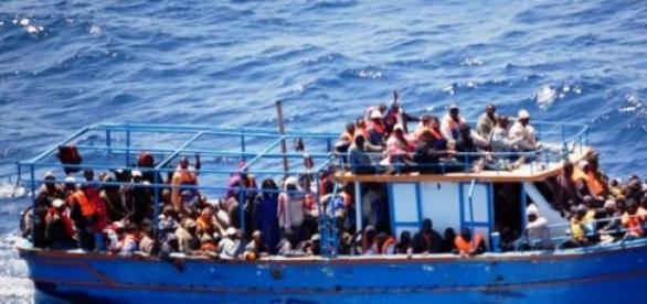 A imigração ilegal é um problema na Europa