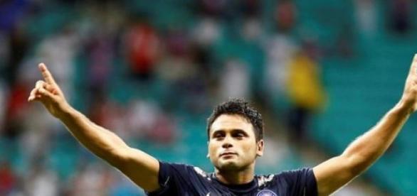 Biancucchi: o autor do primeiro gol tricolor