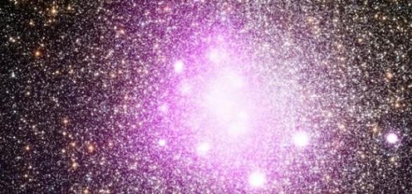 Cluster de stele din Calea Lactee