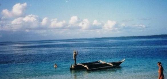 Costa africa, costumbres antiguas y vida moderna