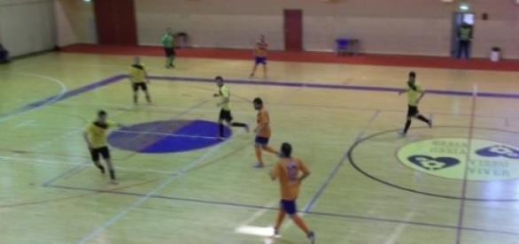 Desportivo Ordem venceu por 2-4 o Viseu 2001.