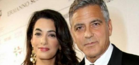 Die Gerüchteküche um das Ehepaar Clooney brodelt.