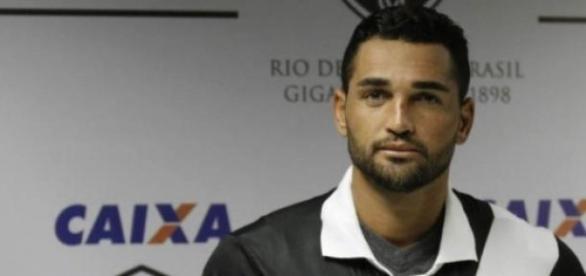Gilberto: Autor do gol da vitória vascaína
