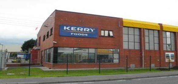 Kerry, umas das líderes mundiais em alimentos