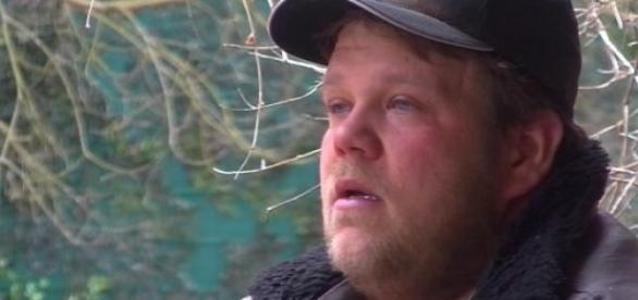 """Landwirt Kalle ist stolzer """"Papa"""", Foto: Sat.1."""