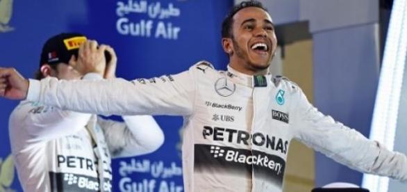Lewis Hamilton éclipse encore un plus Nico Rosberg