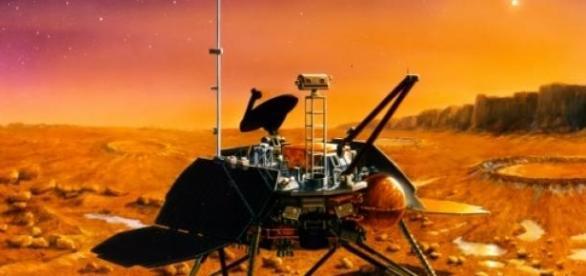O romanca in finala proiectului Mars One.