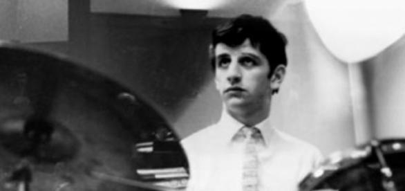 Ringo Starr acum mai bine de 50 de ani
