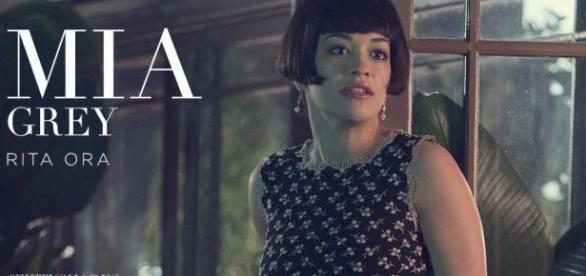 Rita Ora foi uma das juradas do The Voice 2015