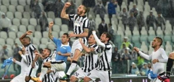 Sans rival de taille, la Juve file vers le titre