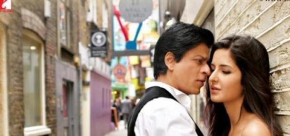 Shah Rukh Khan's  Jab Tak Hain Jaan shot in London