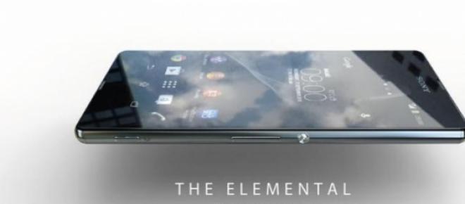 El nuevo smartphone, Sony Xperia Z4